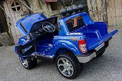 Ford Ranger kék elektromos kisauto felul.jpg