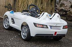 Mercedes SLR 12V elektromos kisauto oldal-hatul.jpg