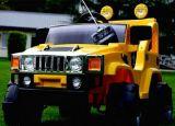 best sárga elektromos gyerek kis autó hummer.jpg