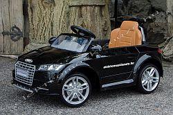 elektromos kisauto AUDI TTS Roadster oldal-elol.jpg