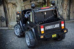 elektromos kisauto Hummer 2sz.  12V fekete oldal-hatul.jpg