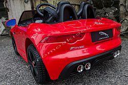 elektromos kisauto Jaguar F-Type oldal-hátul.jpg
