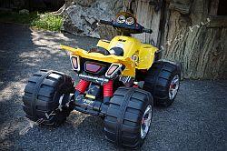 elektromos kisauto Raptor quad hatul.jpg