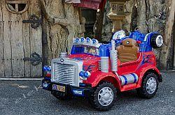elektromos kisauto Transformers kamion oldal-elol.jpg