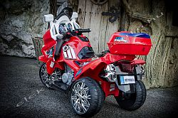 elektromos kismotor Police Sport 12V oldal-hatul.jpg