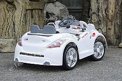 elektromos kisuto Audi 12V fehér hátul.jpg