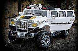 elektrtomos kisauto Hummer H2 oldal-elol.jpg