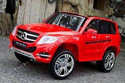 elektrtomos kisauto Mercedes GLK oldal-elol.jpg