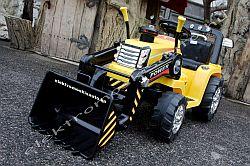 elelktromos kisauto CAT markolós traktor 12V oldal-elol.jpg